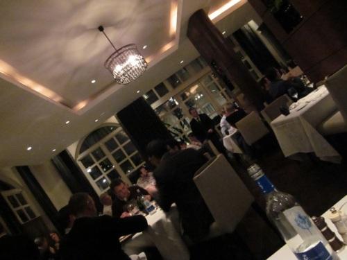 Ledbury dining room